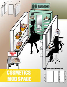 "YOUR NEEDS ARE MET WITH THIS...IDEALLY DESIGNED LAYOUT FOR...  BEAUTY ""INSPIRED"" SPECIALTY MADE cosmetic & BATH CARE PRODUCTS INCLUDING A IN-HOUSE COSMETOLOGIST"